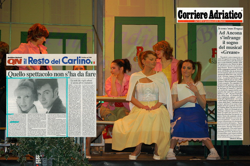 Grease: Resto del Carlino