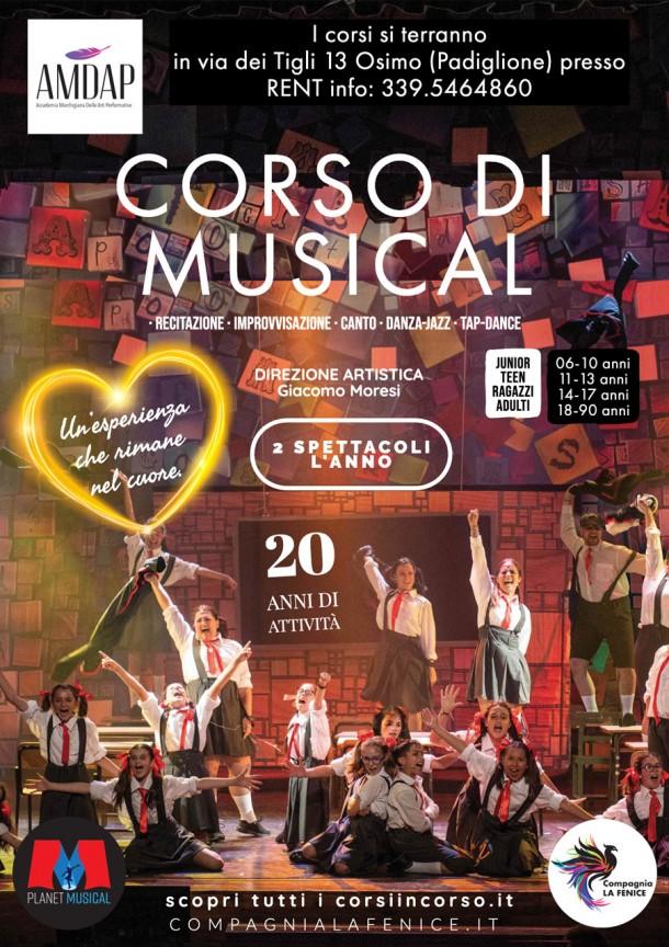 Corso di Musical A.A. 2019/2020 Osimo
