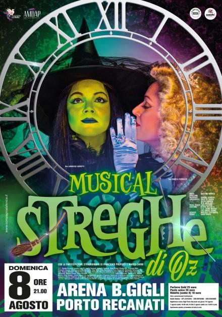 """Nuovo Musical """"Streghe di Oz"""""""